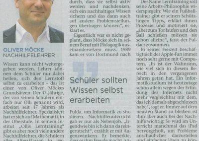 Fuldaer Zeitung August 2014